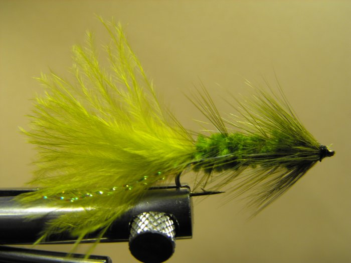 Woolly Bugger, Olive