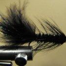 Woolly Bugger, Black
