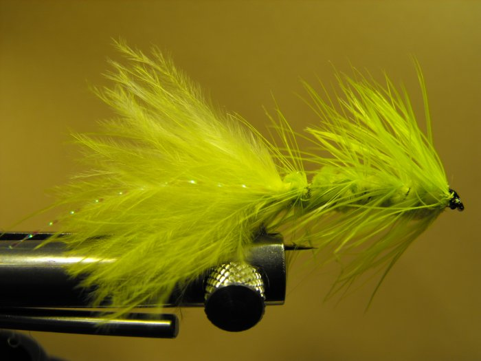 Woolly Bugger, Chartreuse