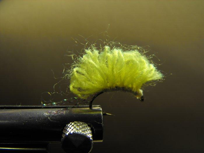 Sucker Spawn, Chartreuse - Thread Body