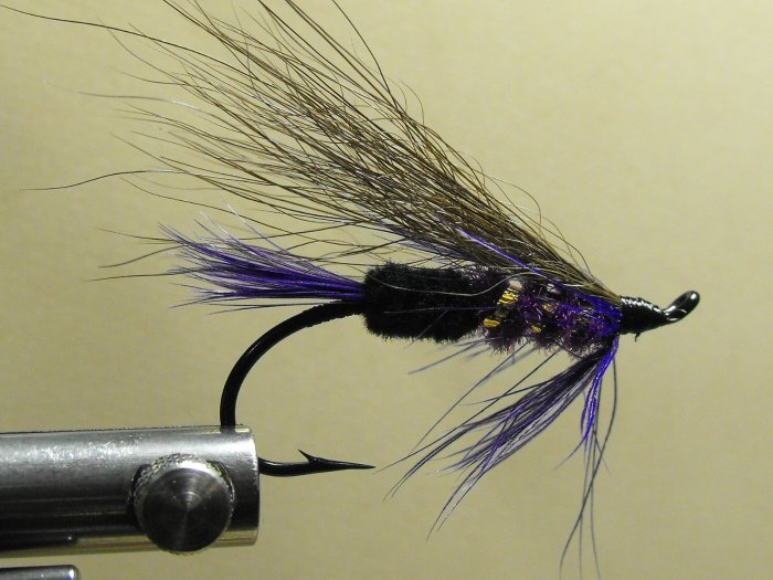 Salmon/Steelhead Fly  - 1/0