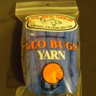Glo Bugs Yarn, Dark Blue