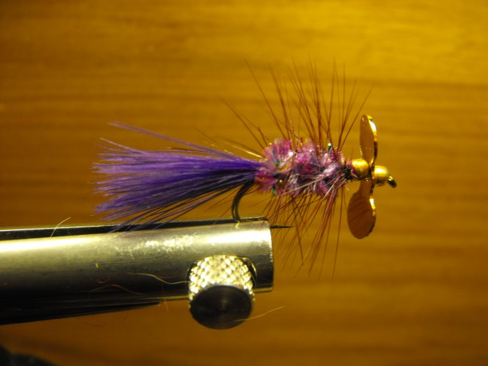 Pistal Pete Woolly Bugger