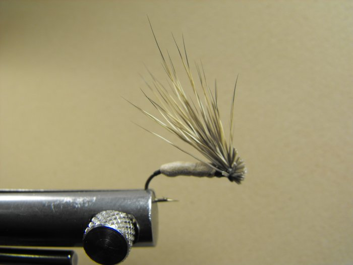 Foam Elk Hair Caddis - Tan