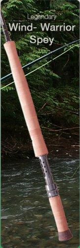 Wind-Warrior Spey Rod WWS4-1268F