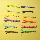 1 Dzn Foam Body - Dry Fly Tying Material Damsel