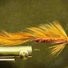 12 Brown Matuka Wet Fly - Trout, Salmon, Steelhead