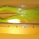 1 Hank - Krystal Flash, Fly Tying Material, Char/Pea