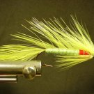 12 Yellow Matuka Wet Fly - Trout, Salmon, Steelhead