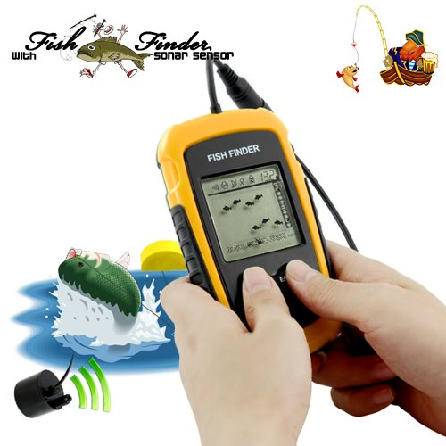 Fish Finder with Sonar Sensor  [CVJH-OG03]