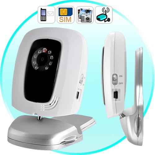 GSM Remote Security Camera with Night-Vision - Quad Band    [CVPU-DC23]