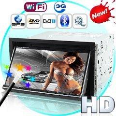Road Emperor - In Dash Car DVD With 3G Internet (2DIN GPS DVB-T)  [CVFY-C96]