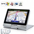 Navitron 5 Inch HD Touchscreen GPS Navigator with Metal Cover (4GB, 600MHz CPU, SiRF V)  [CVUK-TR21]