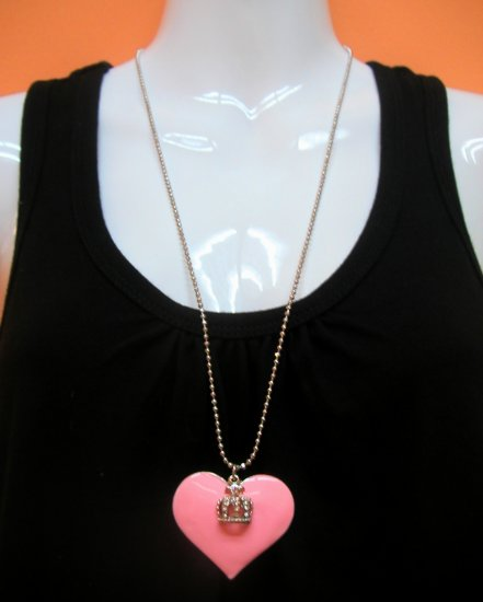 Saer Ze's My Love Heart Pendant