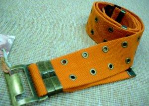 Military Orange Belt
