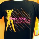 Kuzizumoo Collection : Let's Play Rough Tshirt