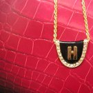 Harry Potter's Hogsworth Gold Necklace