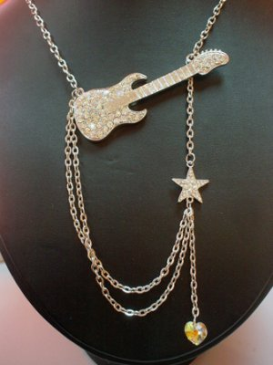 Rocker Bella Necklace