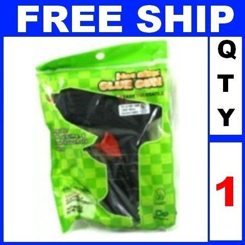 NEW 1 Hot Melt MINI GLUE GUN 120 Volts - 10 Watts