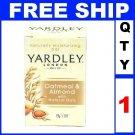 NEW 1 Bar Soap YARDLEY Oatmeal & Almond Moisturizing (4.25oz/Bar)