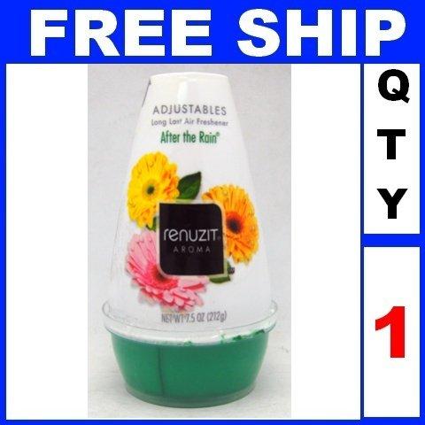 NEW 1 Bottle RENUZIT Adjustables AFTER THE RAIN Air Freshener (7.50z/Bottle)