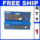 NEW 1 Tube Natureplex WARM TOUCH warming jelly lube lubricant (2oz/tube)