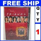 NEW 1 DVD THE BEST OF FRIENDS: Top Five Episodes Of Season 2