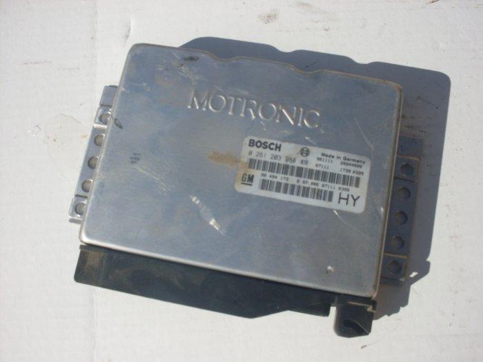 Cadillac Catera ECU Engine Control Module ECM Unit Used OEM 1997 1998 1999 2000 2001