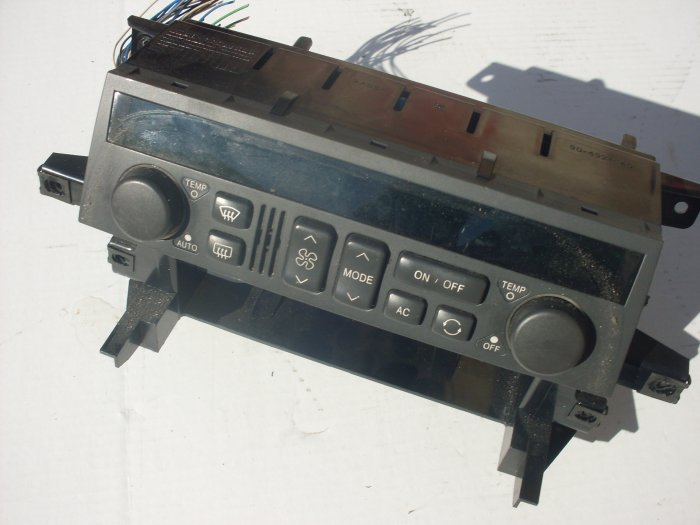 Cadillac Catera AC Heater Climate Controls Used OEM 1997 1998 1999 2000 2001