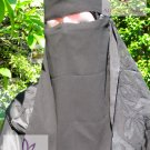 Long string niqab