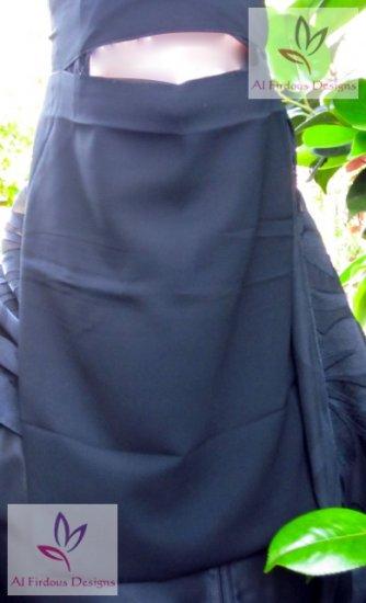 Long headband niqab