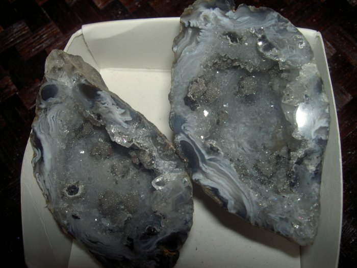 Agate - Matching Geode #1