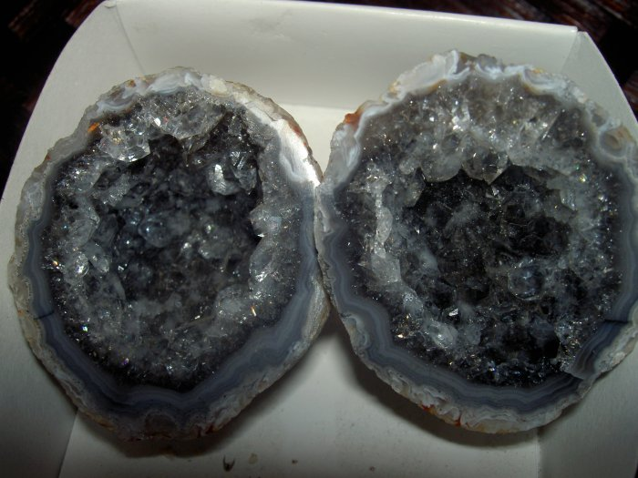 Agate - Matching Geode #2