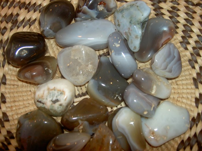Botswana Agate - the stone of Change