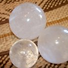 Clear Quartz Meditation Balls (small)