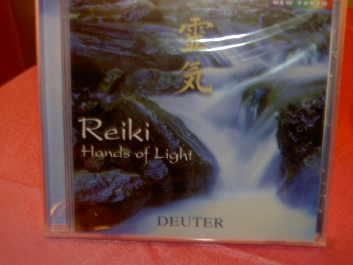 Reiki Hands of Light CD