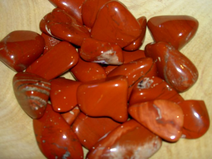 Red Jasper - a stone for dream recall and passion