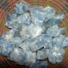 Blue Calcite - for communication, retaining lessons learned, decision making and high blood pressure