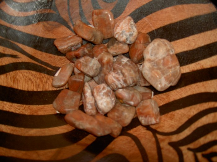 Sunstone - for leadership and increased vitality.