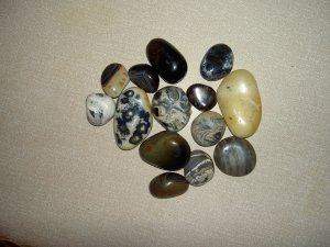 Namibian Agate - for protection