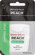 Reach Mint Waxed Floss - 55 yrd