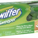 Swiffer Sweeper 2 in 1 Sweeping & Mopping Starter Kit