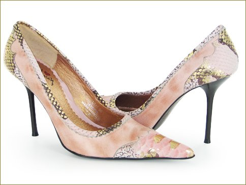 The Baby Pink Toni Stilleto Heel