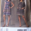 Vogue 1046 Anna Sui dress pattern V1046 size 6-12