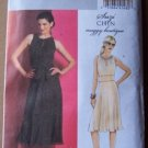 Butterick b4978 or 4978 Suzi Chin Maggy Boutique dress pattern size 8-14 .