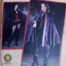 Simplicity Vampire bat wing capes pattern 2529 sizes XS-M, unisex