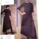 Vogue 1135 or v1135 Chado Ralph Rucci, Avant Garde dress pattern Size 4-10 .
