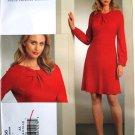 Vogue 1056 or v1056 pattern by Tom and Linda Platt for twist neck dress, size 6-12