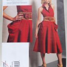 Vogue v1088 Donna Karan dress pattern size 14-20 .
