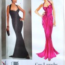 Vogue v1016 1016 Guy Laroche gown pattern size 14-20 Hervé L. Leroux for Guy Laroche. .